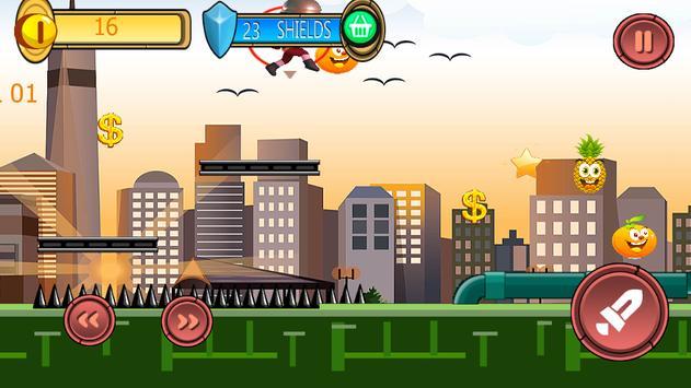 Fruit Combat screenshot 2