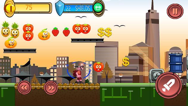Fruit Combat screenshot 3