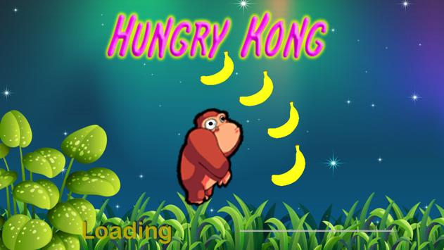 Hungry Kong poster