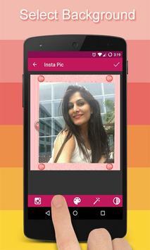 Insta Square Photo screenshot 1