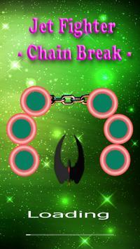 Jet Fighter  - Chain Break - poster