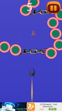 Jet Fighter  - Chain Break - apk screenshot