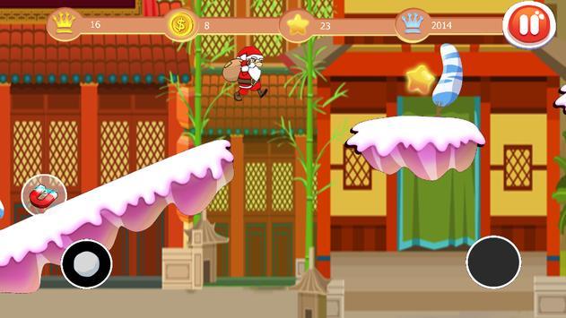 Jump And Run  Santa screenshot 4