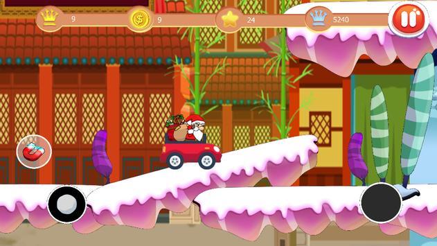 Jump And Run  Santa apk screenshot