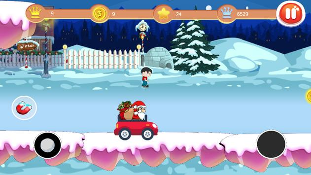 Jump And Run  Santa screenshot 3