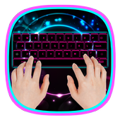 LED Glow Keyboard icon