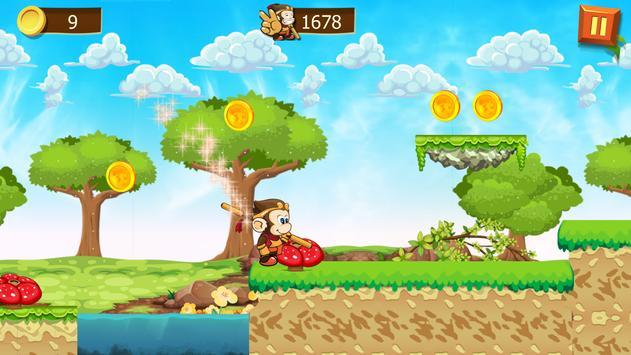 King Monkey 2 - Monkey Adventure screenshot 3