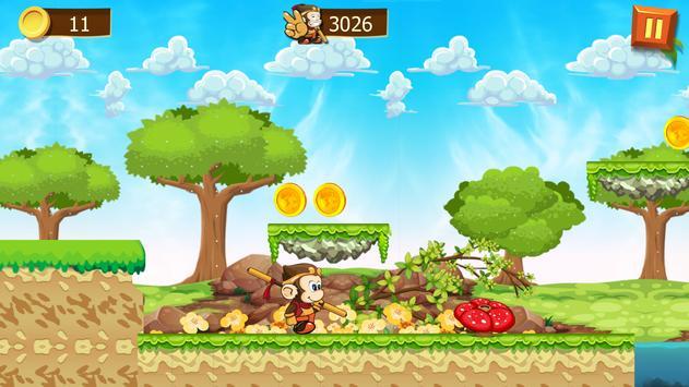King Monkey 2 - Monkey Adventure screenshot 5