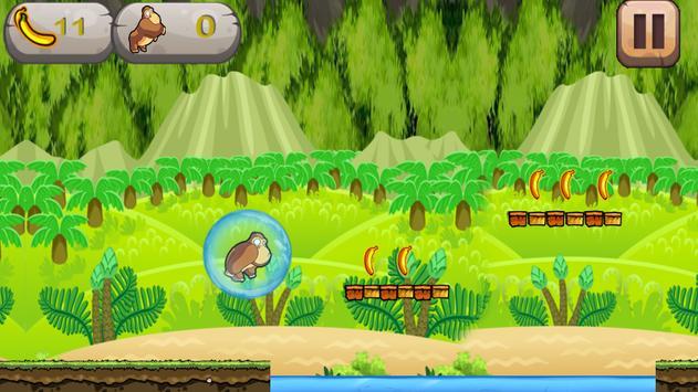 Monkey With Banana screenshot 2