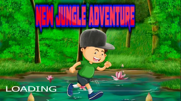 New Jungle Adventure poster