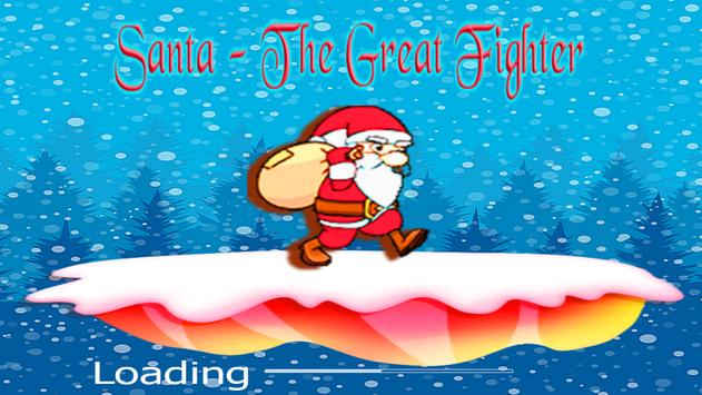 Santa - The Great Fighter poster