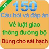 Ly Thuyet Thi Lai Xe A1 A2 icon