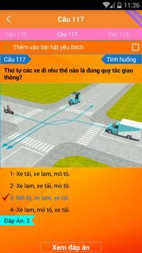 Ly Thuyet Thi Lai Xe A1 A2 screenshot 2
