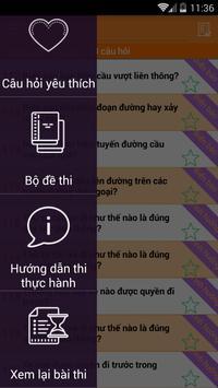 Ly Thuyet Thi Lai Xe A1 A2 screenshot 3