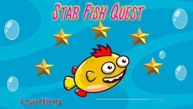 Star Fish Quest poster