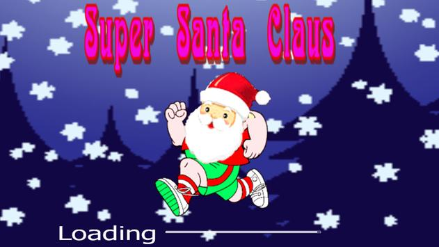 Super Santa Claus poster