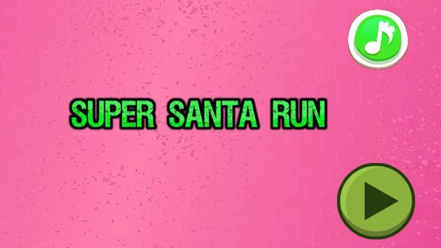 Super Santa Run screenshot 1