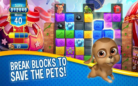 Pet Rescue Saga APK-screenhot