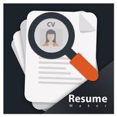 Create Professional Resume & CV icon