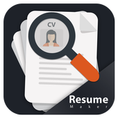 Create Professional Resume & CV icon