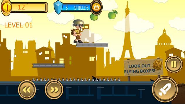 Combat kid screenshot 2