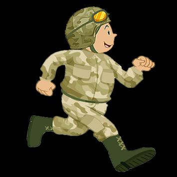 Combat kid screenshot 3