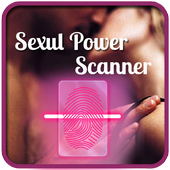 Sexual Power Scanner Prank icon