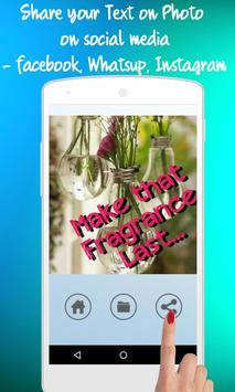 Text On Photo : Stylish Fonts apk screenshot