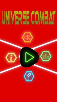 ✪ Universe Combat poster
