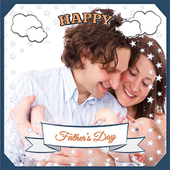 Father Day Photo Grid icon