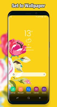 Yellow Wallpaper & Background Full HD screenshot 3