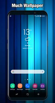 Blue Wallpaper & Background Full HD screenshot 1