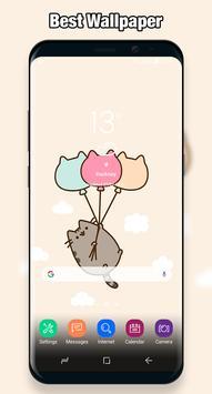 Cute Wallpaper & Background Kawaii Full HD poster