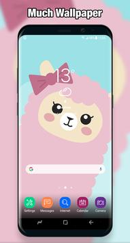 Cute Wallpaper & Background Kawaii Full HD apk screenshot