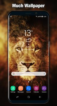 Lion Wallpaper & Background Full HD screenshot 1