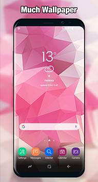 Pink Wallpaper Full HD screenshot 1