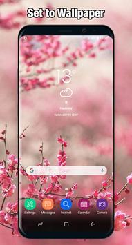 Pink Wallpaper Full HD screenshot 3