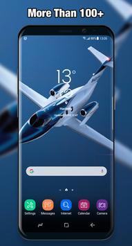 Plane Wallpaper & Background HD screenshot 4