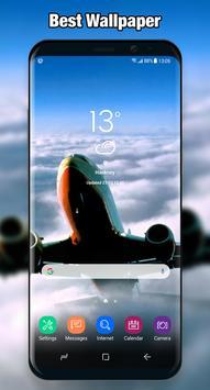 Plane Wallpaper & Background HD poster