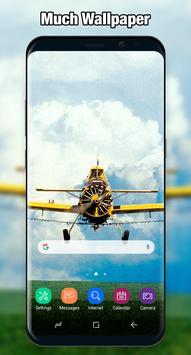Plane Wallpaper & Background HD apk screenshot