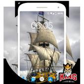 Ship Wallpaper & Background Full HD icon