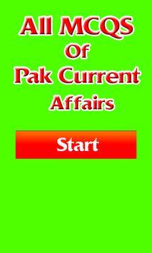 Pak Current Affairs screenshot 1