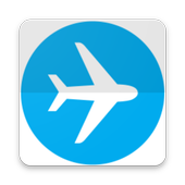Cheap flights, airline tickets icon