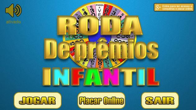 Roda de Prêmios Roda Roda Kids screenshot 4