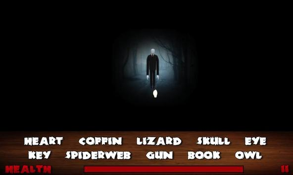 Slender Man apk screenshot