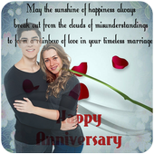 Anniversary Wishes Card icon