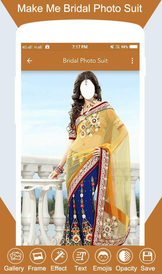 Bridal Photo Suit For Android Apk Download
