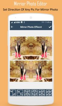 Mirror Photo Editor screenshot 1