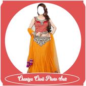 Chaniya Choli Photo Suit icon