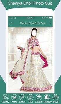 Chaniya Choli Photo Suit poster